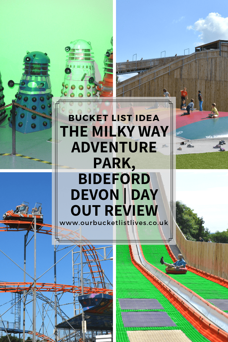 The Milky Way Adventure Park, Bideford Devon | Day Out Review