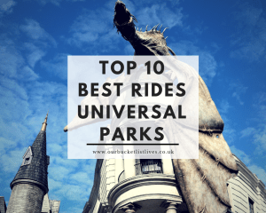 Top 10 Best Rides Universal & Islands of Adventure | Family Rides