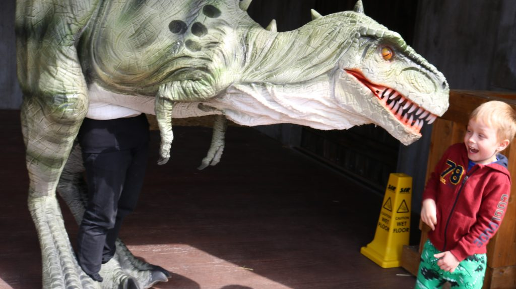 Dinosaur Meet and Greet