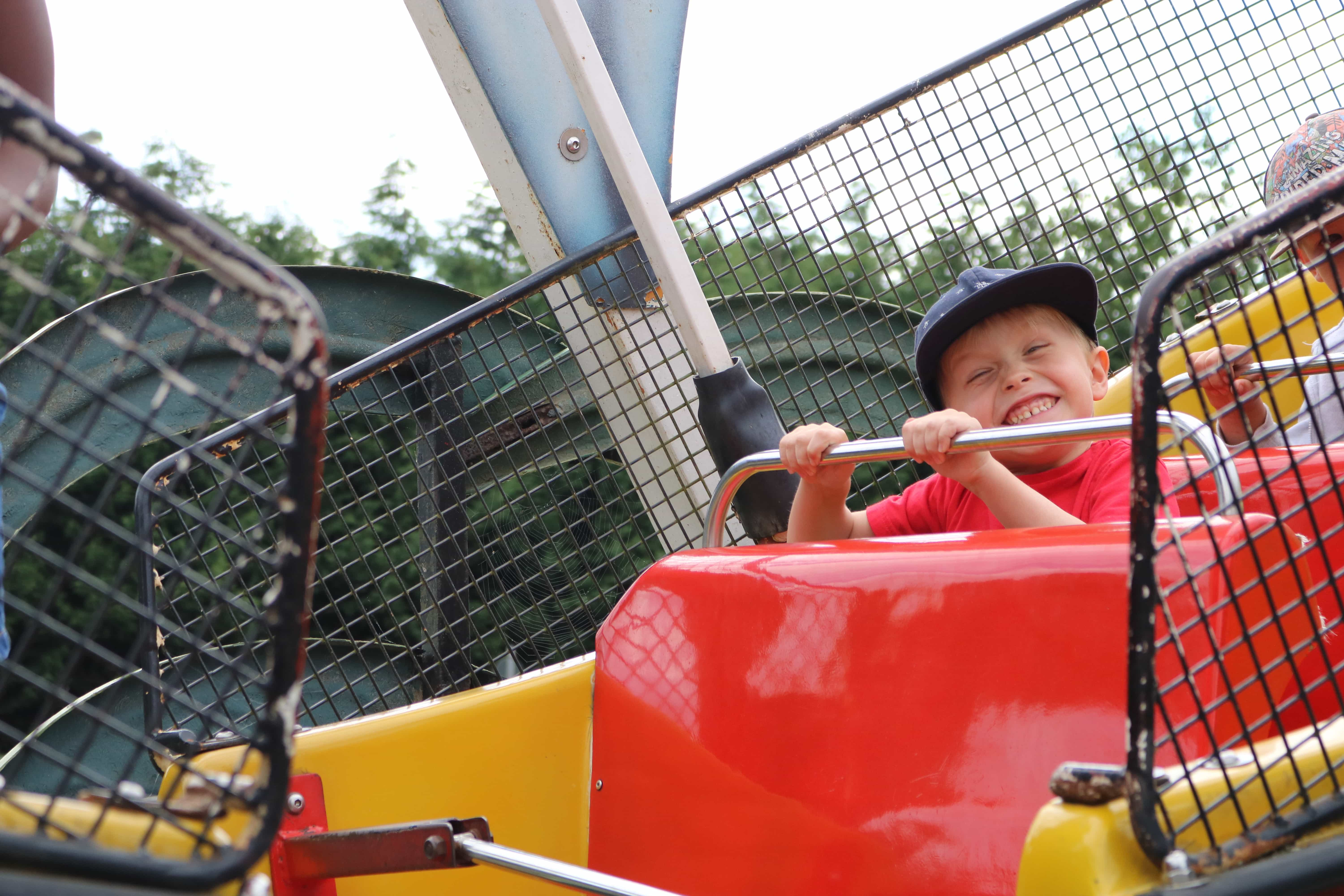 Robin Hoods Wheelgate Park - Nottinghamshire - Day Out Review