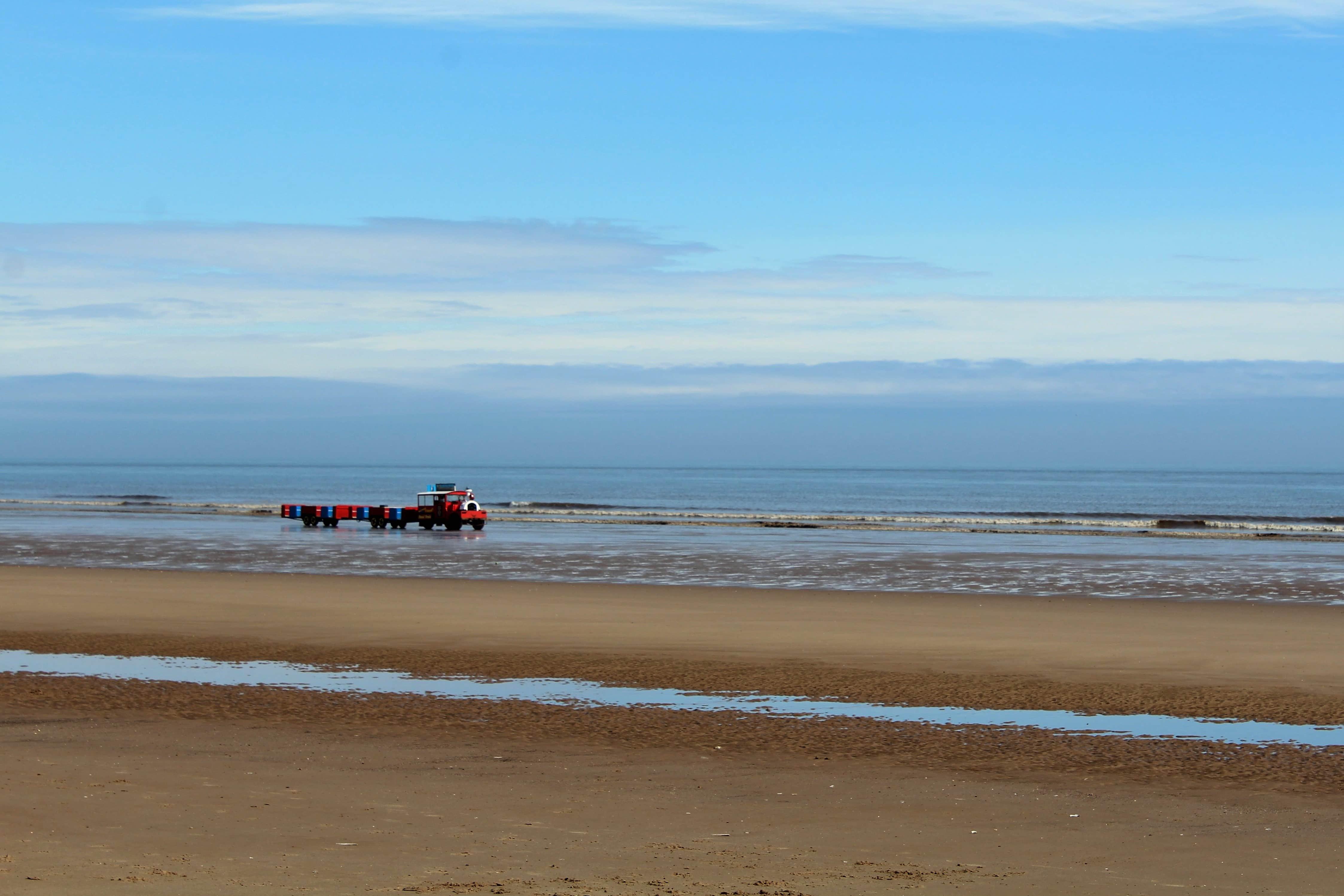 Mablethorpe Sand Train