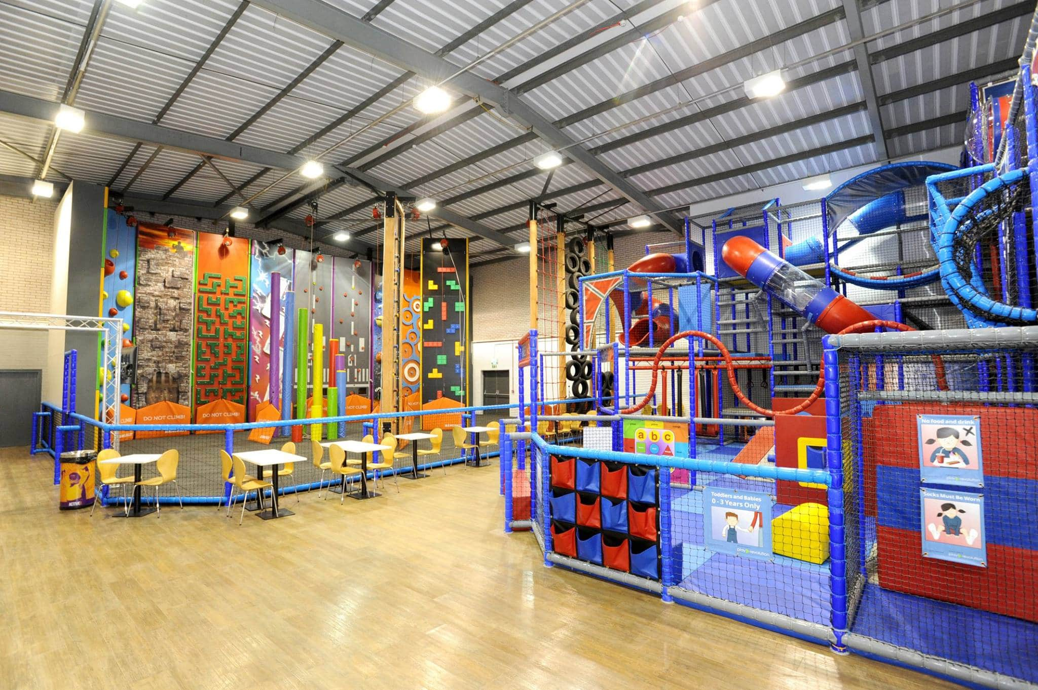 30 Soft Play Centres in Lincolnshire | Indoor Play Areas