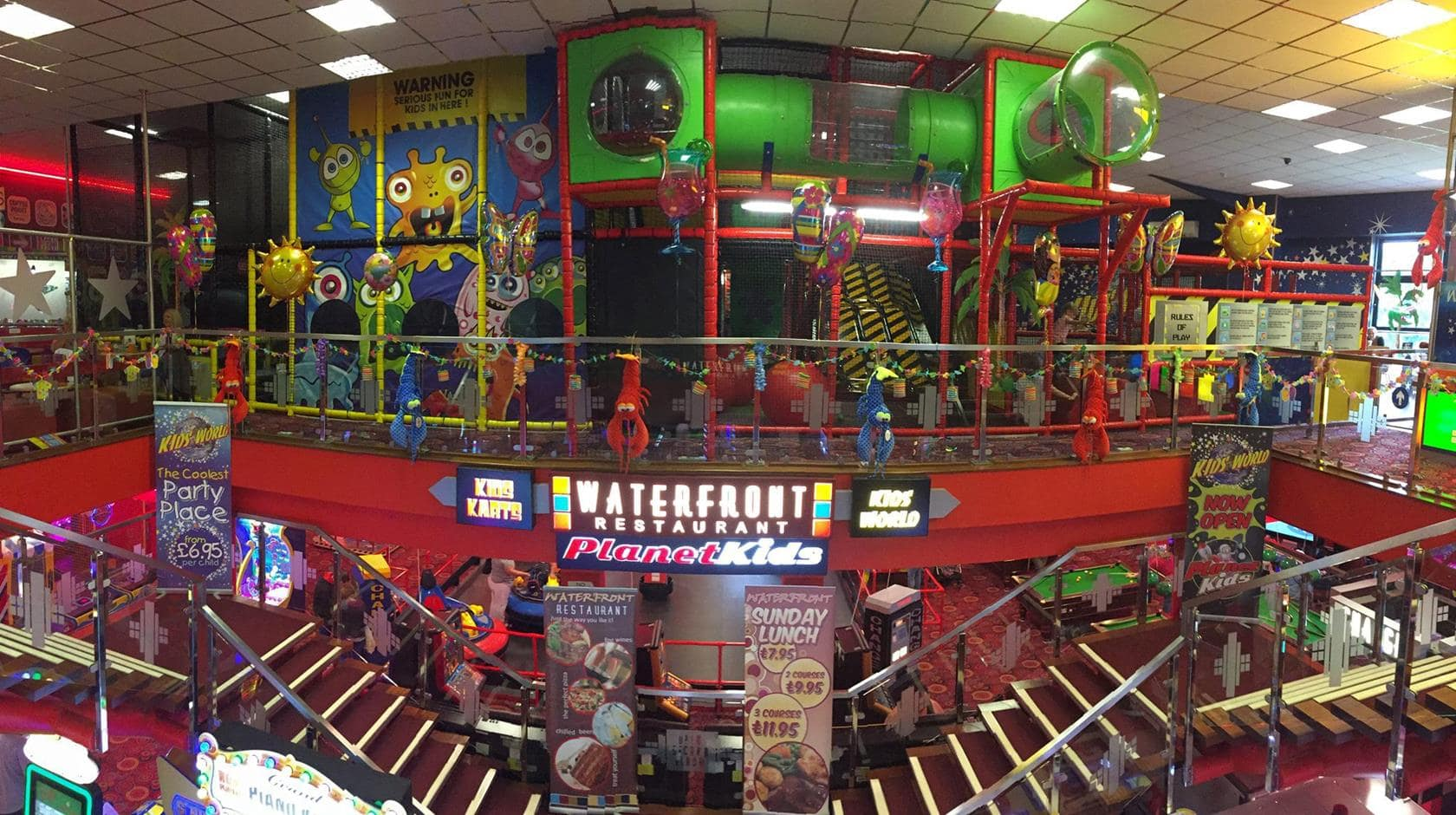 Kids World Skegness, photo courtesy Kids World