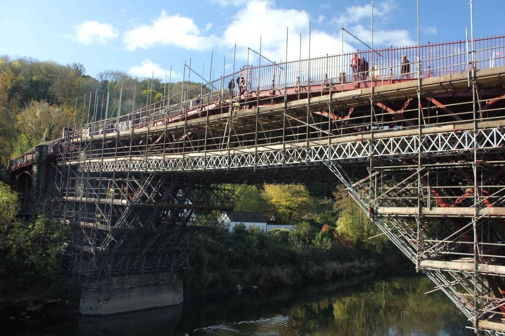 Ironbridge Underwraps