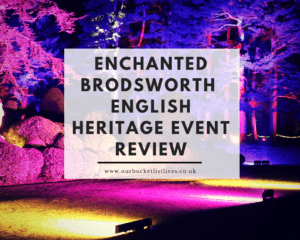 Enchanted Brodsworth | English Heritage Event Review