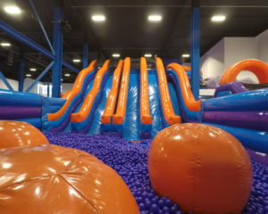 Inflata Nation Inflatable Theme Park Beverley