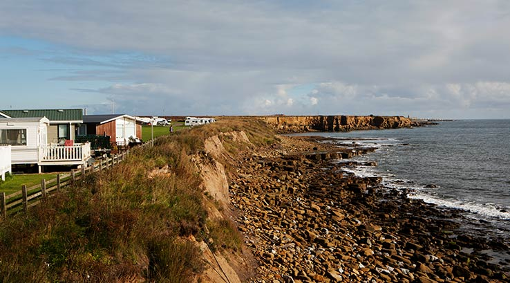 Sandy Bay, photo courtesy ParkDean