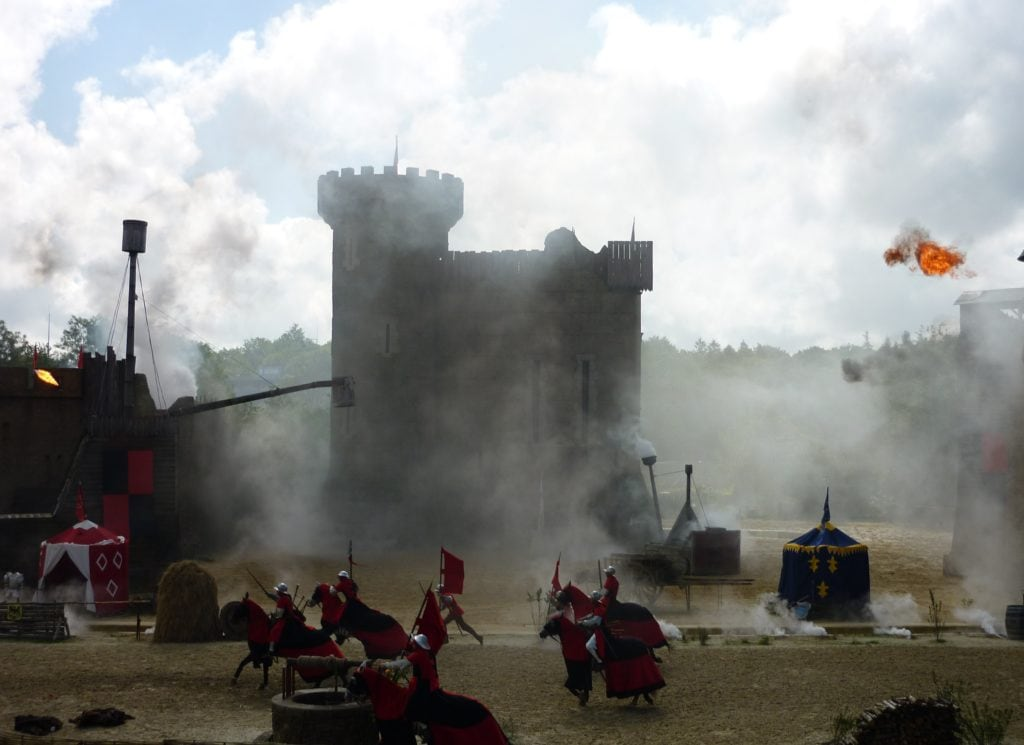 Puy Du Fou - Our Favourite Theme Park in France | Essential Tips