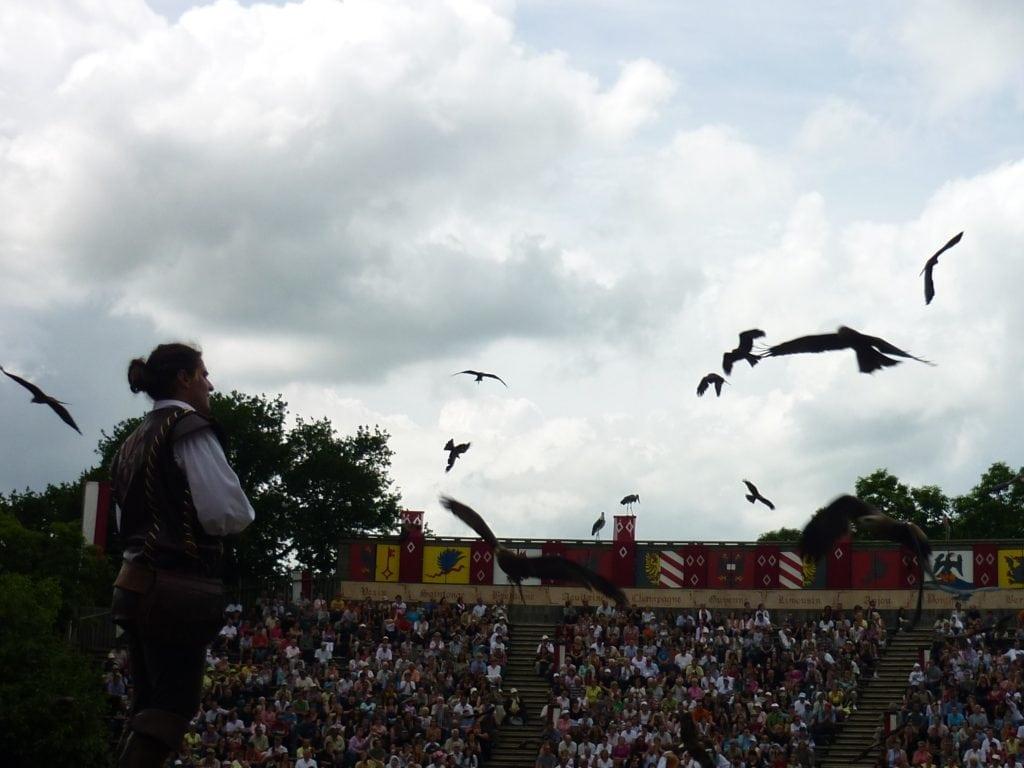 Les Bal des Oiseaux phantomes