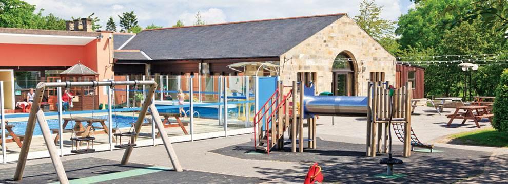 Rudding holiday park, photo courtesy Rudding park