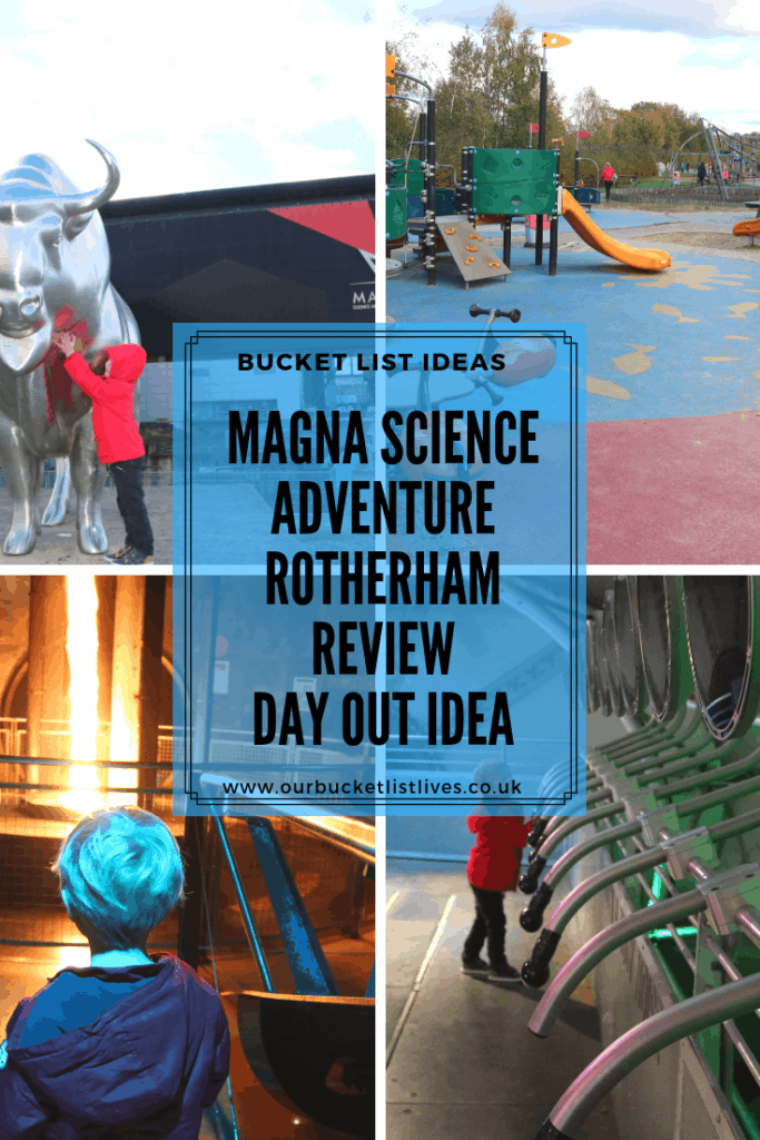 Magna Science Adventure Centre Review