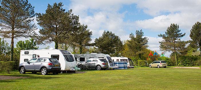 Oakdown Holiday Park, photo courtesy of Oakdown