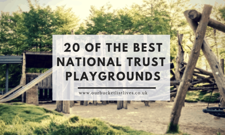 20 of the Best Playgrounds at National Trust Properties