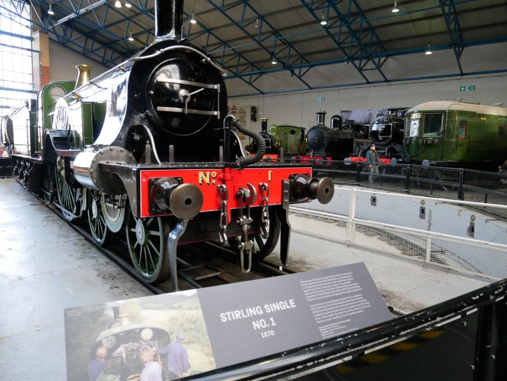 National Railway Museum York Things to Do | Day 5 #80dayschallenge