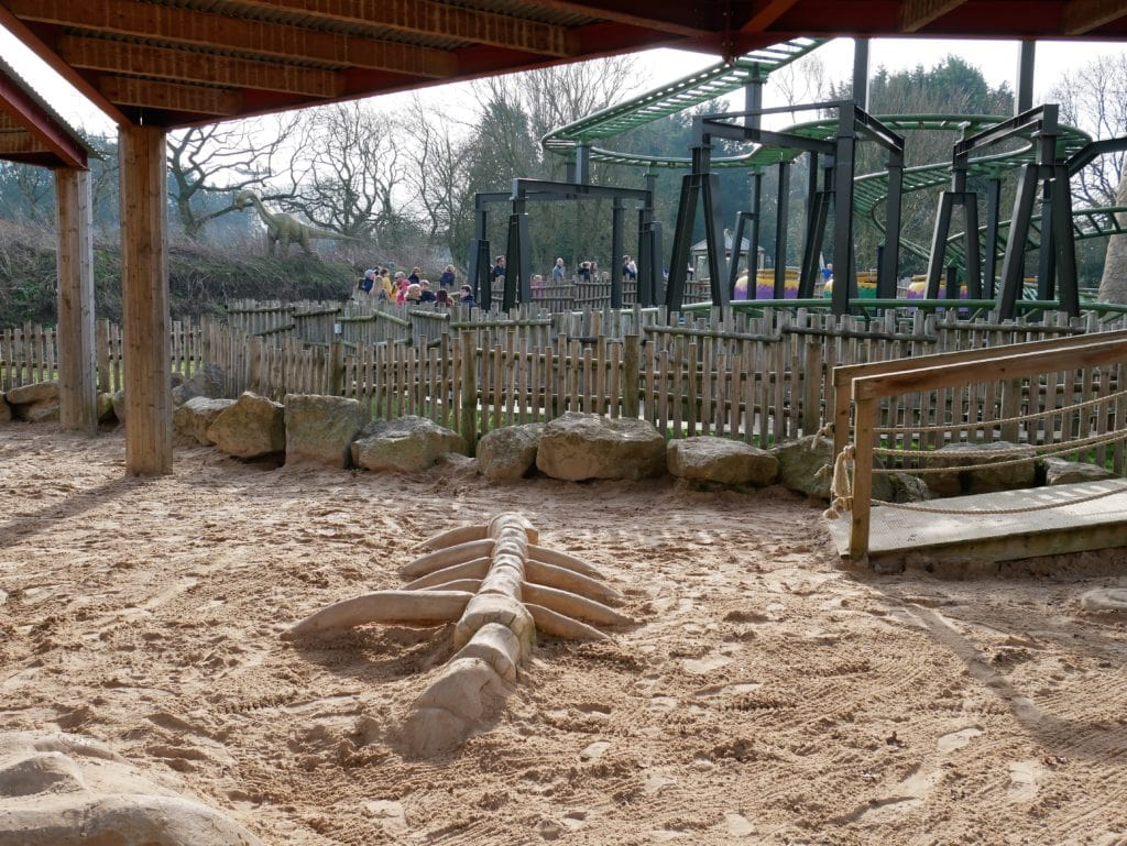Winter at Flamingoland | Things to do | #80dayschallenge