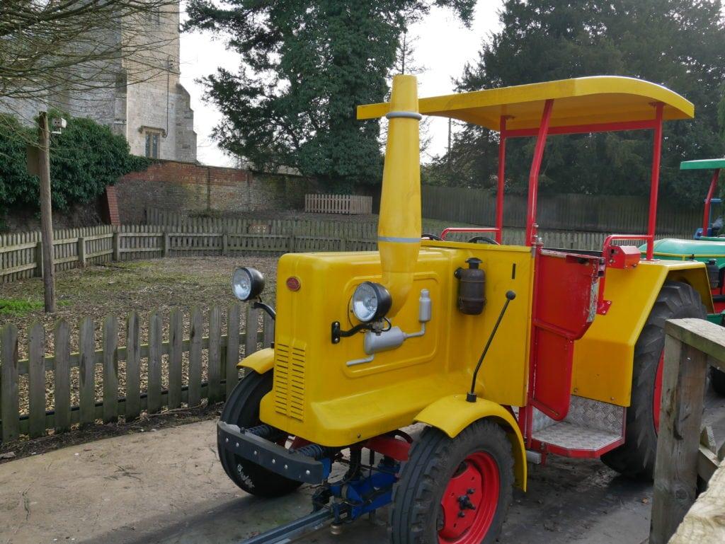 Muddy Duck Tractor Ride