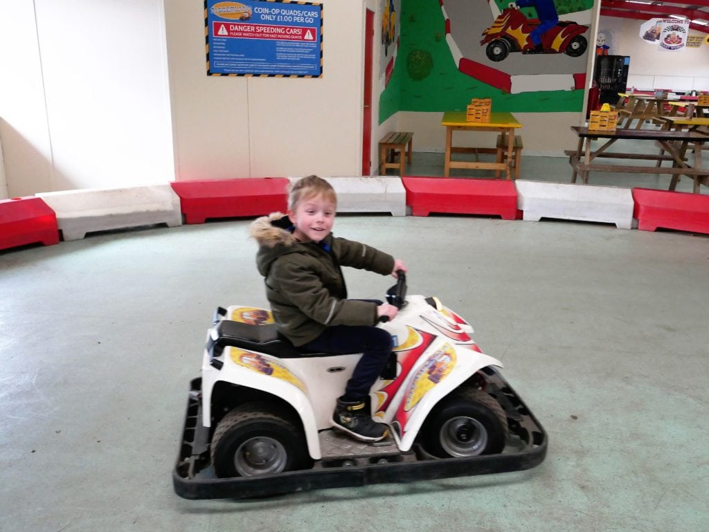Diggerland West Yorkshire | Review