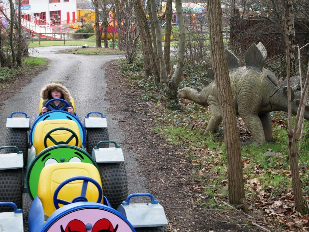 Diggerland West Yorkshire | Review Day 8 #80dayschallenge