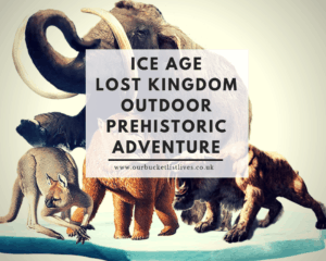 Ice Age The Lost Kingdom | A New Outdoor Prehistoric Adventure