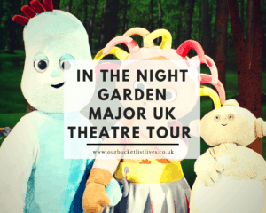In The Night Garden Major UK Theatre Tour 2019