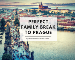 Perfect Family Break to Prague