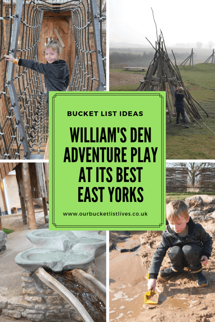 William's Den Adventure Play | Review Day 10 #80dayschallenge