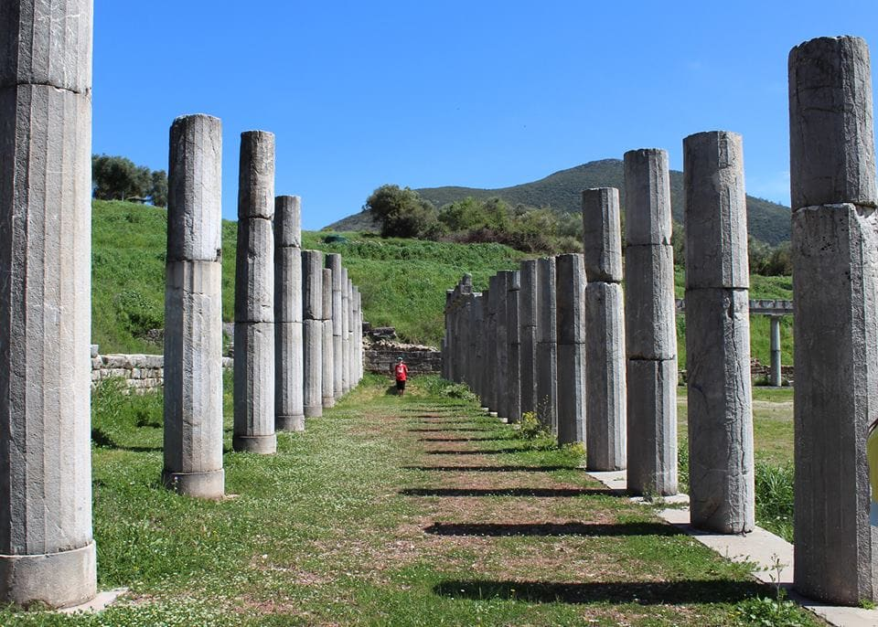 Yorkshire Wonders Greece