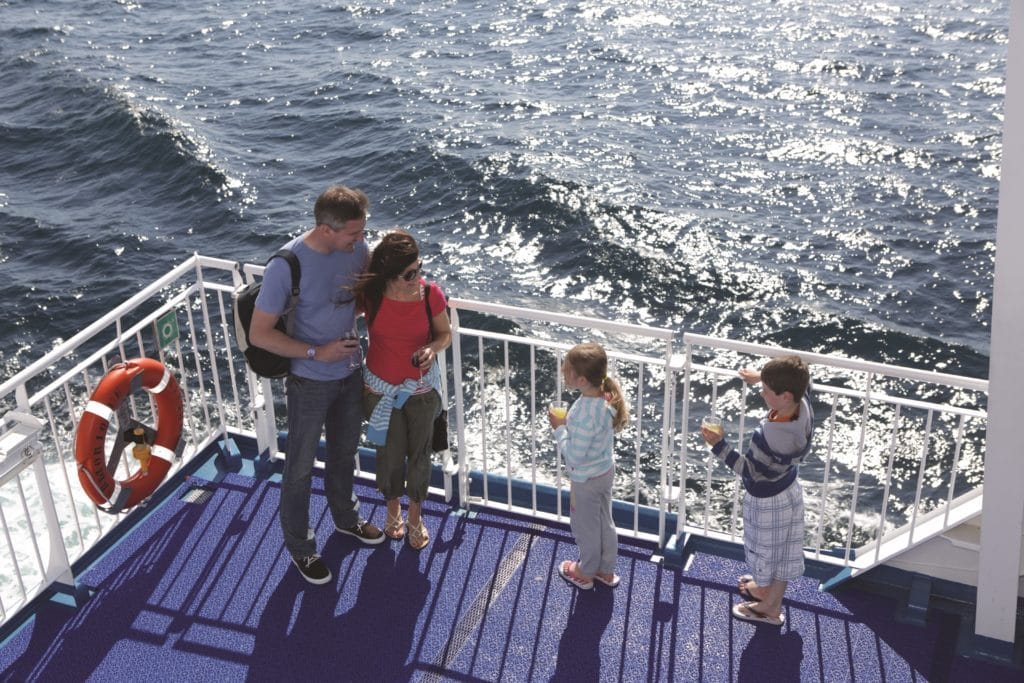 The Benefits of Ferry Travel | Big Ferry Fortnight Giveaway