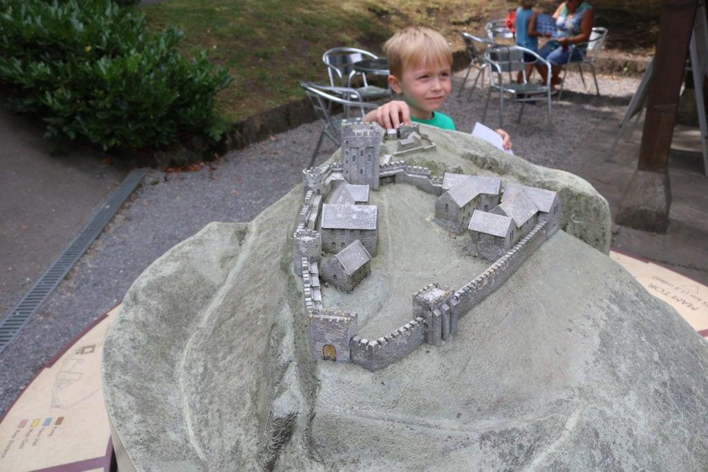 Peveril Castle, English Heritage