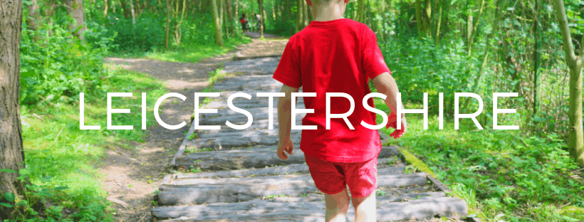 THINGS TO DO IN LEICESTERSHIRE