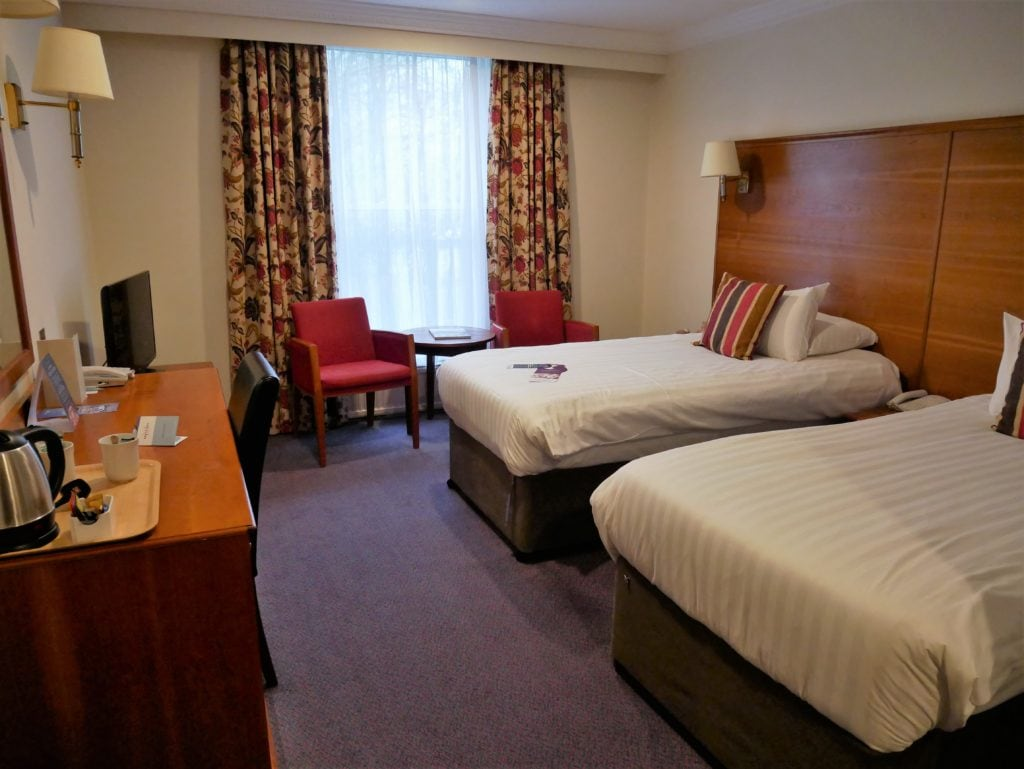 Mercure York, Fairfield Manor Hotel | Red Letter Days Review
