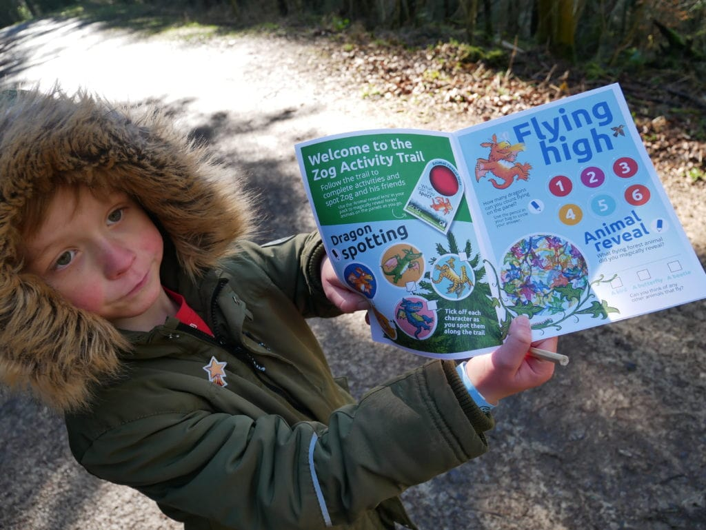 Zog Activity Trail at Dalby Forest | Review North Yorkshire