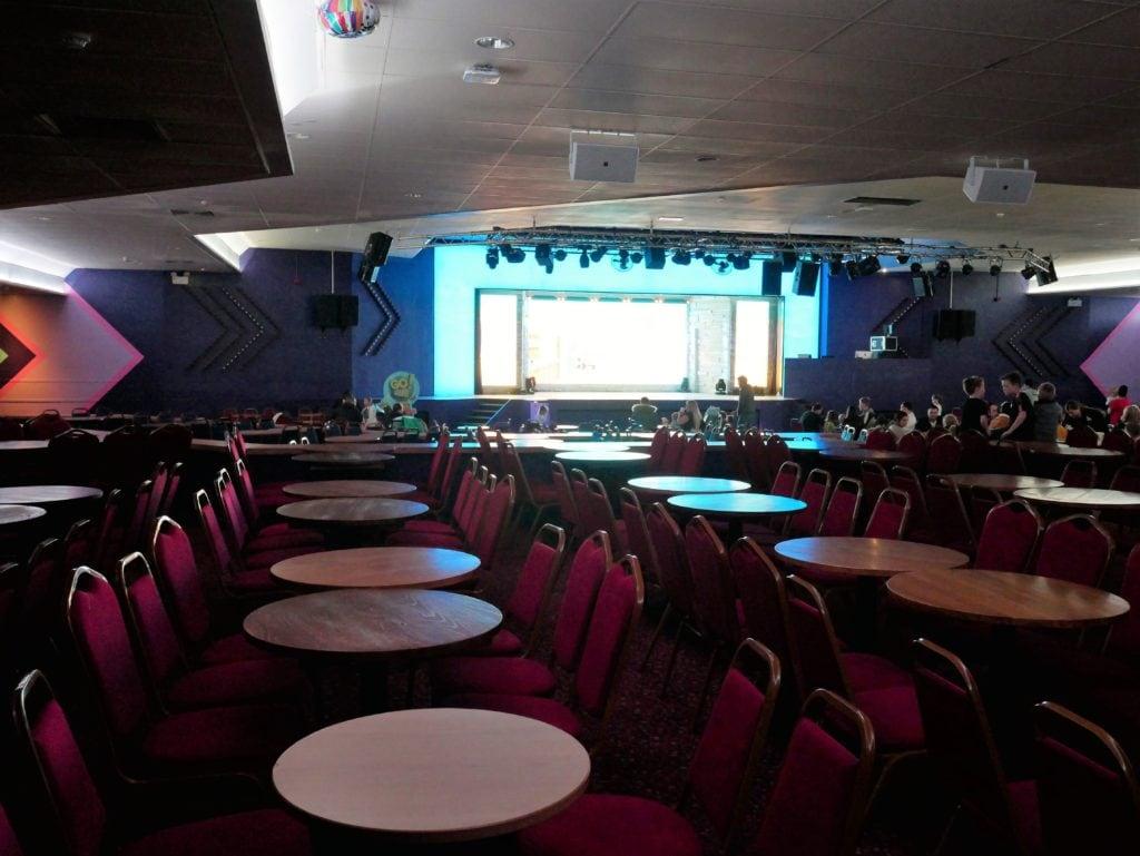 Live Lounge entertainment venue