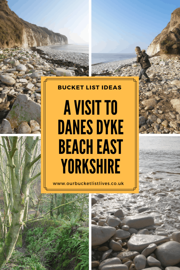 A Visit to Danes Dyke Beach East Yorkshire