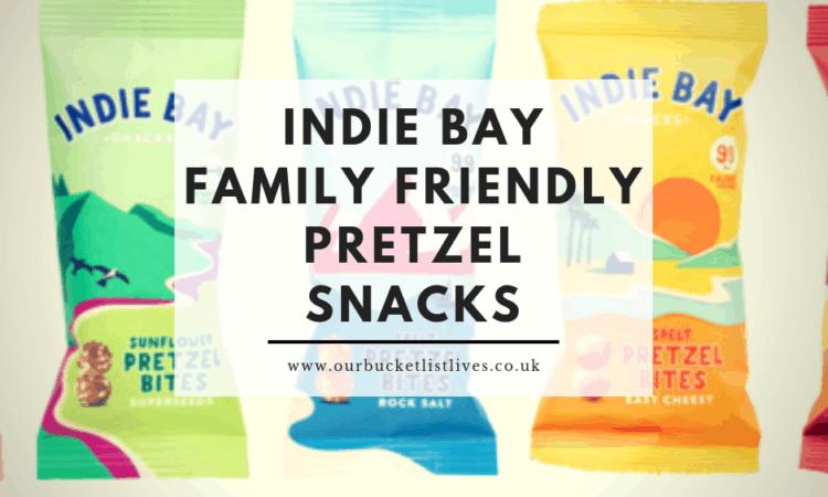 Indie Bay Family Friendly Pretzel Snacks