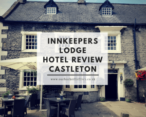 Review of the Innkeeper's Lodge Castleton | Hope Valley Derbyshire