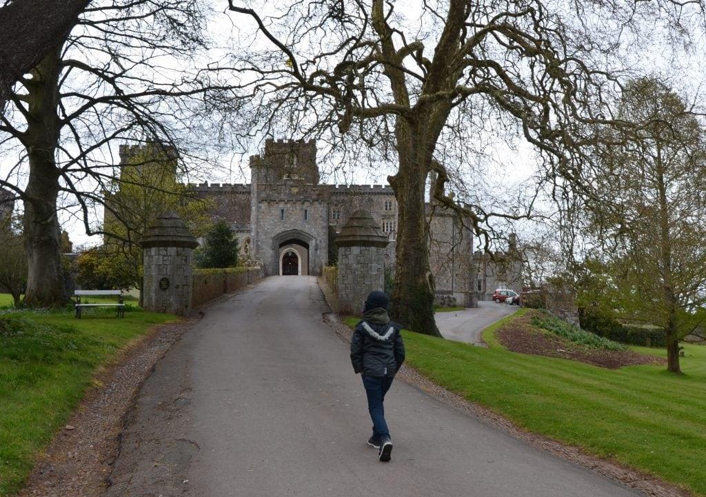 Exploring Powderham Castle near Exeter - Review