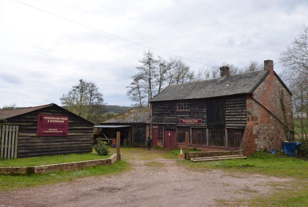 Powderham Forge