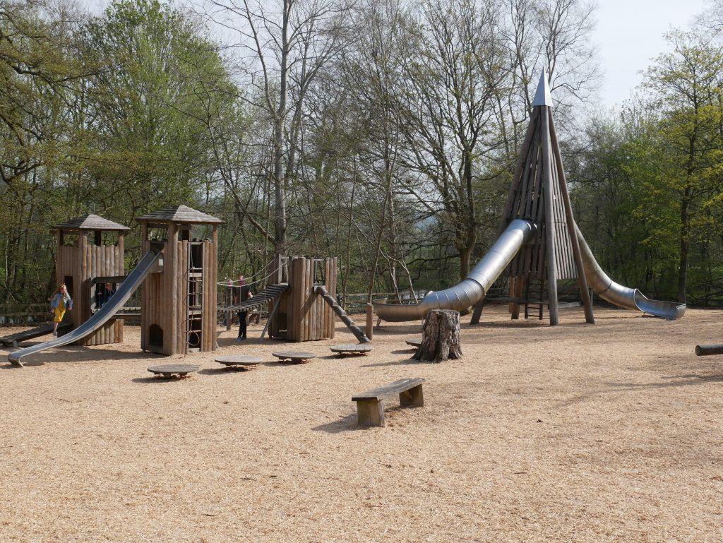 The Adventure Playground at Castle Howard