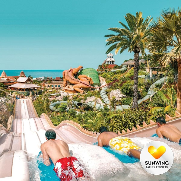 Sunwing Resort Fanabe with Siam Park
