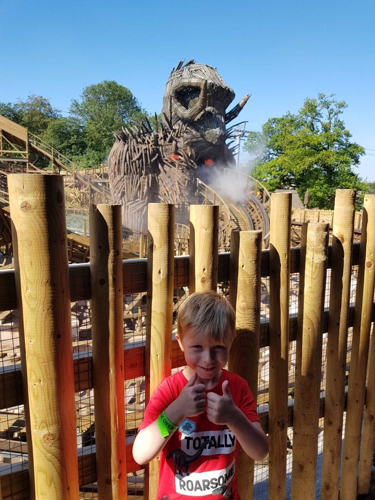 How Suitable is Alton Towers for a 4-8 Year Old?
