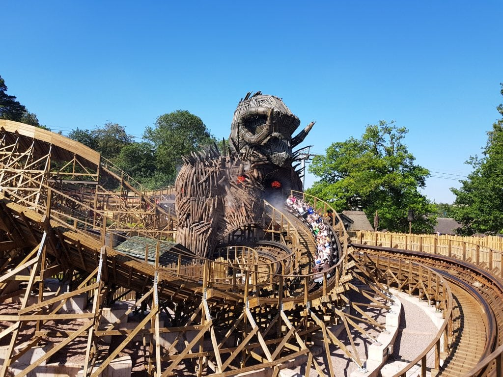 Riding the wicker man