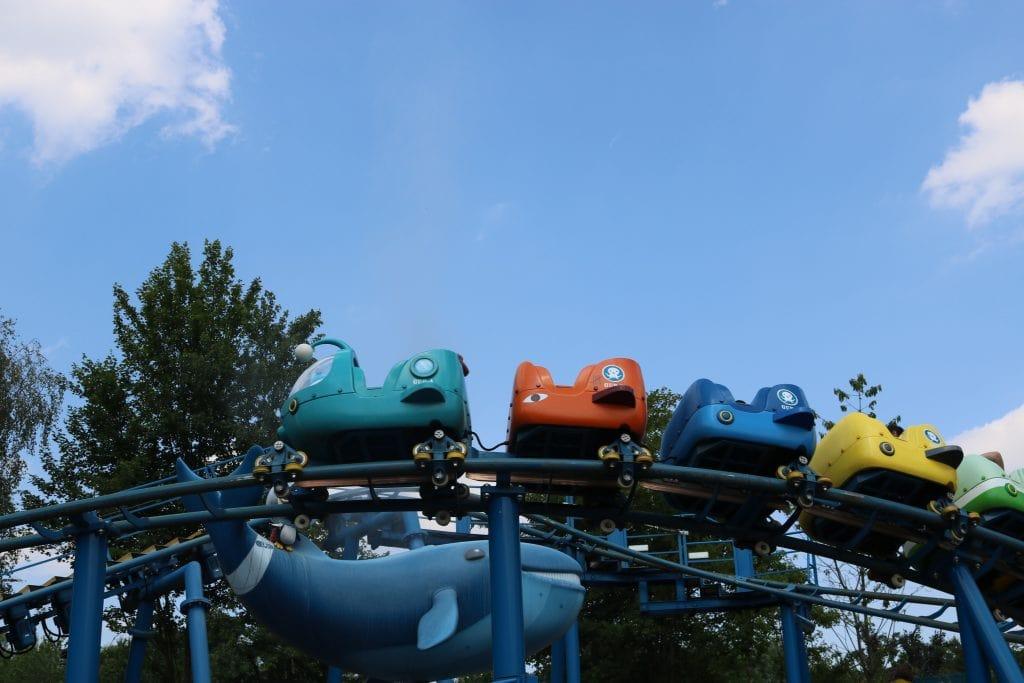 Octonauts rollercoaster ride