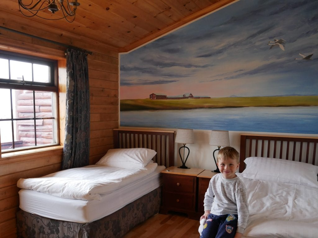 Hotel Ranga Iceland | One of the best Hotels to see the Northern Lights | Review