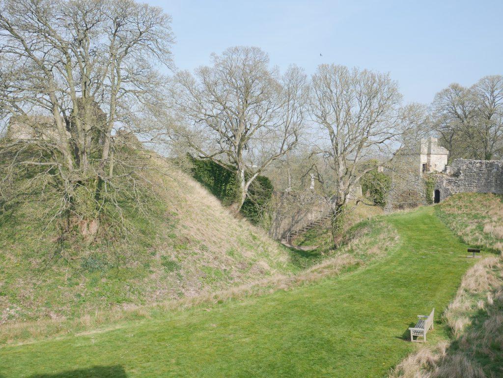 Pickering Castle English Heritage Review | Cedar Barn Miniature Railway
