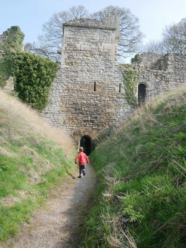 Thumbnail for Pickering Castle