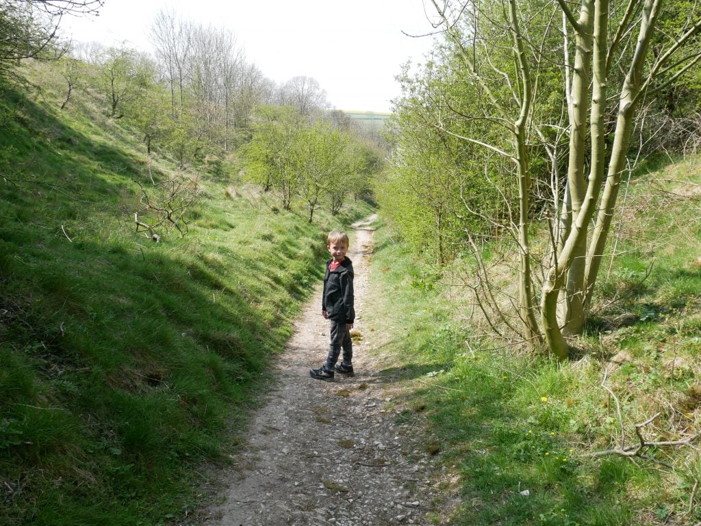 Exploring Wharram Percy Deserted Medieval Village   Free to Visit North Yorkshire