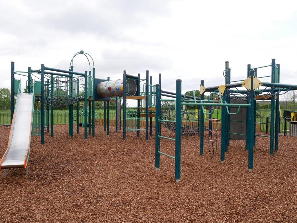 Playground at Cusworth Hall