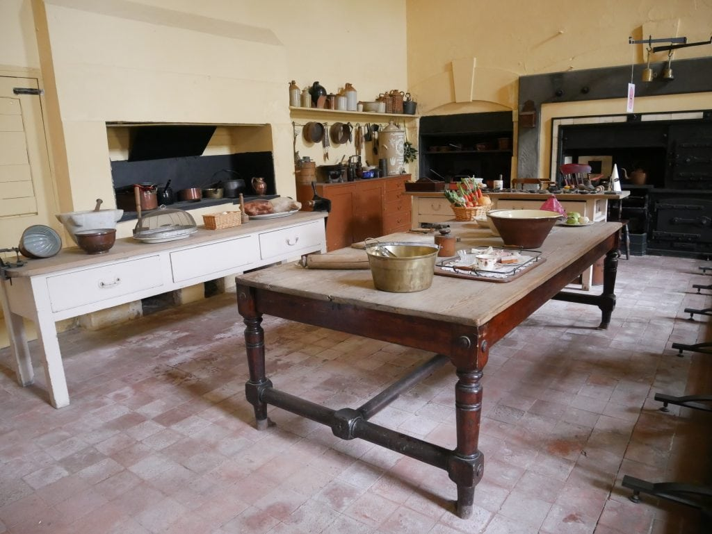 The Old kitchens at Cusworth Hall