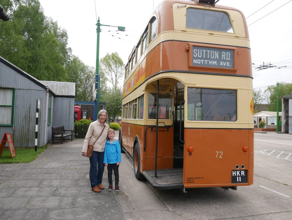 Trolleybus rides